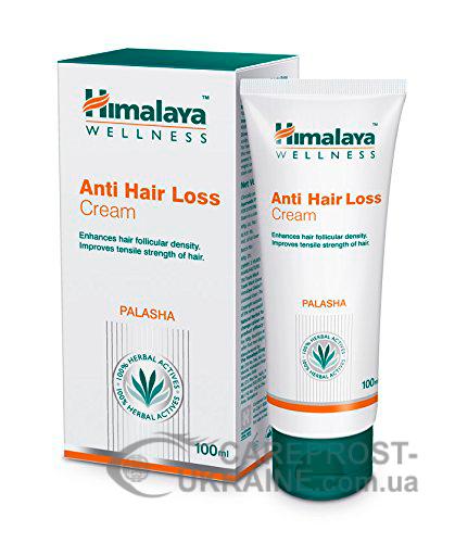 Натуральный крем против облысения Хималая (Anti Hair Loss Cream Himalaya), 100 мл